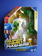 Figurine MARVEL - SUPER HEROS MASHERS - Iron Fist - Hasbro - Environ 16 cm