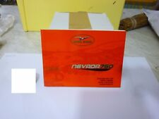 Libretto uso e manutenzione Moto Guzzi Nevada 750