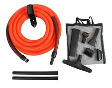 Cen-Tec Systems 93730 Central Vacuum Garage Attachment Kit with 30 ft. Hose