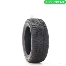Used 20555r16 Bridgestone Blizzak Ws90 Studless 91h 8532