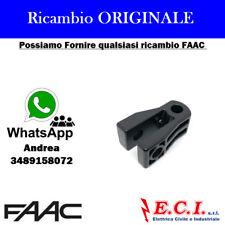 7228015 FAAC FORCELLA STAFFA ATTACCO POSTERIORE 400 402 PRESSOFUSA