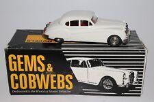 Gems & Cobwebs, 1959 Jaguar Sedan, 1/43 Scale, Boxed