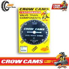 "Crow Cams Camshaft Degree Wheel 8"" 23cm Dialling in Camshaft DW1"