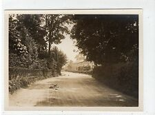 STOCKS LANE, GAMLINGAY, CAMBS: Publisher's photo to produce postcards (C18671)
