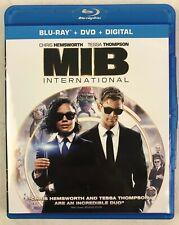 Men in Black International (Blu-ray + Dvd,2019) No Digital Copy