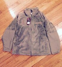 ECWCS FOLIAGE GREEN GEN III LEVEL 3 FLEECE COLD WEATHER JACKET Medium/Reg NWT