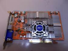 ABIT R9550-GURU ATI Radeon 128MB 128BIT Tarjeta Gráfica Probado