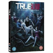 True Blood HBO Series - Complete Season 3 Including Exclusive DVD Brand NEW