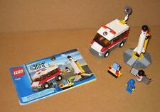3366 LEGO Satellite Launch Pad – 100% Complete w Instructions EX COND 2011