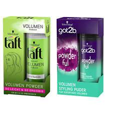Schwarzkopf got2b Volume Styling Powder Powderful or Taft Volume Powder 10g