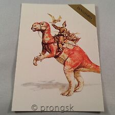 DINOTOPIA #16 Dimorphodons Trading Card James Gurney Collect-A-Card Art NM/M