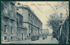 Napoli Resina Tram cartolina EE5767