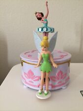 Tinkerbell Music Box In Collectible Music Boxes 1970 Now For Sale Ebay