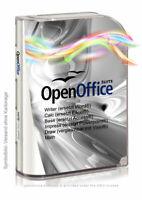 ⭐Open Office PREMIUM SUITE 2021 für Windows Schreibprogramm inkl.PDF-Programmen