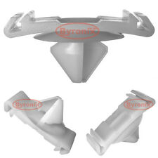 CITROEN C4 PICASSO PEUGEOT 207 SIDE MOULDING STRIP DOOR CLIPS EXTERIOR X 10