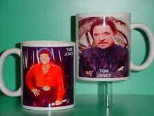 TOM JONES - with 2 Photos - Designer Collectible GIFT Mug 02