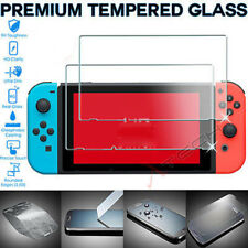 For Nintendo Switch 100% TEMPERED GLASS Screen Protector Cover uk ilo