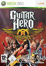 Guitar Hero Aerosmith XBOX 360 IT IMPORT ACTIVISION BLIZZARD