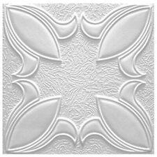 1 Qm Pannelli per Soffitto Decorativi Polistirolo Deckenfliesen 50x50cm irys