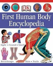First Human Body Encyclopedia (Hardback or Cased Book)