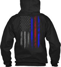 My Flag !! Gildan Hoodie Sweatshirt