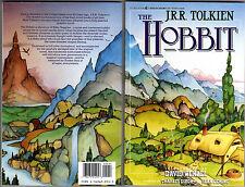 J.R.R. Tolkien The Hobbit Eclipse Comics 1990 1st C. Dixon S. Deming D. Wenzel