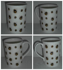 BN Boxed Bumble Bee Fine Bone China Mug, Bee Themed Mug, Bee Gift Mug, 1/2 pint