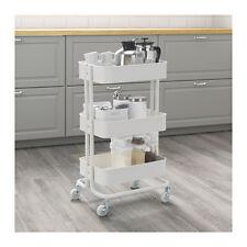 Küchenwagen | eBay | {Küchenwagen schmal weiß 87}