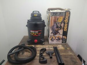 ShopVac - 10 Gallon 4.0 Peak Wet/Dry Vacuum