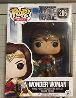 Funko Pop! Heroes - DC Justice League - Wonder Woman #206 - Vinyl Figure