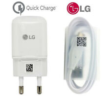 EU GENUINE ORIGINAL LG FAST QUICK CHARGER TYPE-C CABLE FOR LG G6 G5 G7 V20 V30/+