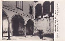 LUCCA - Villa Reale di Marlia - Cortile del Vescovado