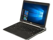 """DELL E6230 12.5"""" Grade B Laptop Intel Core i5 3rd Gen 3320M (2.60 GHz) 320 GB HD"""