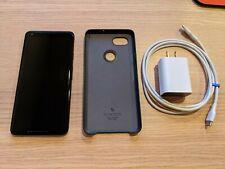 Google Pixel 2 XL - 64GB - Just Black (Unlocked), factory reset