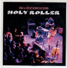 (EO408) Thao & The Get Down Stay Down, Holy Roller - 2012 DJ CD