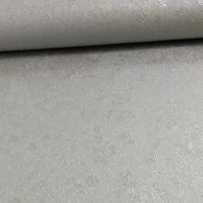GRANDECO PERGAMENA PLAIN GLITTER MOTIF TEXTURED METALLIC WALLPAPER TAUPE