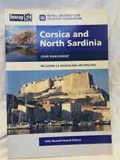 Imray Pilot Book - Corsica and North Sardinia - 2nd Edition - John Marchment