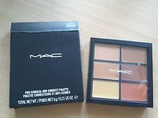 MAC Pro Conceal and Correct Palette Medium Deep concealer corrector NC40 NW40