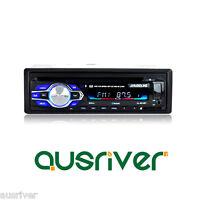Universal 24V Single Din In Dash Car DVD Player Stereo Radio CD MP3/4/5 AUX SD