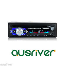 Universal 24V Single Din In Dash Car DVD Player Stereo Radio CD MP3/4/5 AUX SD