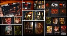 *UNIQUE*THE WITCHER ALL  ROMANCE CARDS DECK COLLECTORS ONLY***
