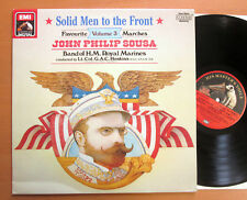 EL 27 0587 1 Favourite Sousa Marches Volume 3 Solid Men To The Front NEAR MINT