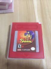 Brand New Shantae Game boy Color gbc gbc/gba sp Cartridge gift Free shipping