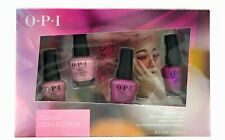 OPI TOKYO COLLECTION MINI 4 Piece Nail Polish SET 3.75ml/.125oz x 4 New in Box