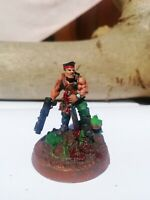 Sly Marbo 40k Imperial Guard/Astra Militarum Painted