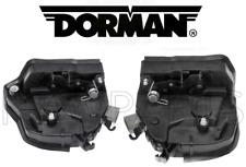 For BMW E53 X5 2000-2006 Set of 2 Front Integrated Door Locks Actuator Dorman