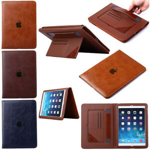 Luxury Leather Case Stand Smart Cover For iPad 5/6/7th 8th 10.2 2020 Air 4 Mini