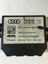 AUDI A6 A7 A8 INTERFACE TRACKING CONTROL UNIT 4H0 907 440