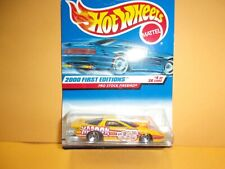 Hot Wheels  For Life  2000 First Editions pro stock firebird # 4 of 36