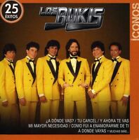 Los Bukis - Iconos: 25 Exitos [New CD]